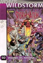 Stormwatch Vol.1 nº 2 - Visiones del Mañana