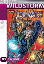 Stormwatch Vol.1 nº 3 - Sin Líder