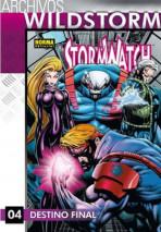 Stormwatch Vol.1 nº 4 - Destino Final