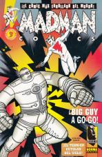 Madman Comics Vol.1 nº 3