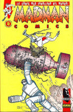 Madman Comics Vol.1 nº 4