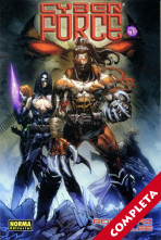 Cyberforce Vol.1 - Completa