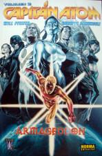 Capitán Atom: Armageddon Vol.1 nº 2