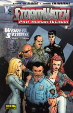 Stormwatch. Post Human Division Vol.1 nº 1