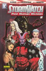 Stormwatch. Post Human Division Vol.1 nº 2