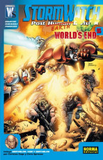 Stormwatch. Post Earth Division. World's End Vol.1 nº 5