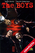 The Boys Vol.1 - Completa