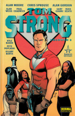 Tom Strong Volumen 2