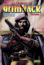 La Leyenda de GrimJack Vol.1 nº 1