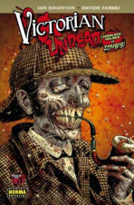Victorian Undead Vol.1 nº 1 - Sherlock Holmes vs. Zombies