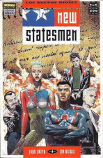 New Statesmen Vol.1 nº 1