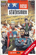 New Statesmen Vol.1 - Completa