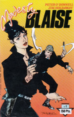 Modesty Blaise Vol.1 nº 1