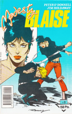 Modesty Blaise Vol.1 nº 2