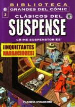 Biblioteca Grandes del Cómic: Clásicos del Suspense Vol.1 nº 2