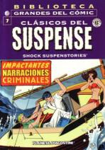 Biblioteca Grandes del Cómic: Clásicos del Suspense Vol.1 nº 7