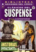 Biblioteca Grandes del Cómic: Clásicos del Suspense Vol.1 nº 8