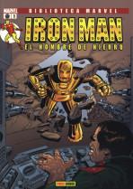 Biblioteca Marvel: Iron Man Vol.1 nº 1