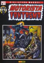 Biblioteca Marvel: Motorista Fantasma Vol.1 nº 1