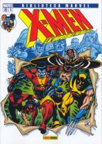 Biblioteca Marvel: X-Men Vol.1 nº 1