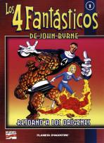 Los 4 Fantásticos de John Byrne Vol.1 nº 1