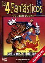 Los 4 Fantásticos de John Byrne Vol.1 - Completa -