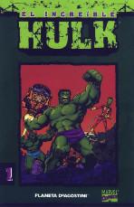 El Increible Hulk Vol.1 nº 1