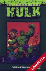 El Increible Hulk Vol.1 - Completa -