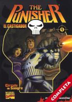 The Punisher / El Castigador Vol.1 - Completa -