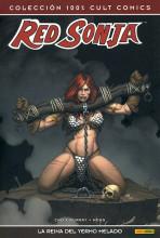 100% Cult Comics. Red Sonja. La reina del yermo helado