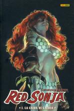 Red Sonja Vol.1 nº 1 - La caída de Gathia