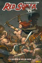 Red Sonja Vol.1 nº 3 - El ascenso de Kulan Gath