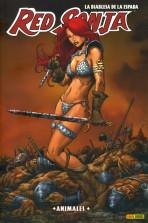 Red Sonja Vol.1 nº 4 - Animales