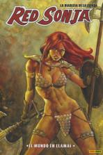 Red Sonja Vol.1 nº 5 - El mundo en llamas