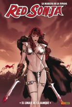 Red Sonja Vol.1 nº 8 - El linaje de la sangre