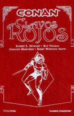 Conan: Clavos Rojos (Ed.Lim.Piel)