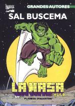 Grandes Autores: Sal Buscema - La Masa
