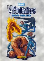 Marvel All Ages. Los 4 Fantásticos: ¡Todos para uno!