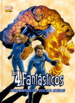 Marvel All Ages. Los 4 Fantásticos: ¡Prisioneros del Doctor Muerte!