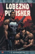100% Marvel. Lobezno / Punisher: El Santuario del Mal