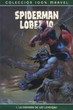 100% Marvel. Spiderman / Lobezno: La Materia de las Leyendas