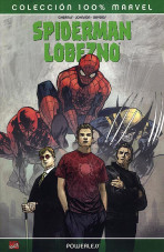 100% Marvel. Spiderman / Lobezno: Powerless