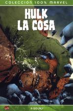100% Marvel. Hulk / La Cosa: A Golpes