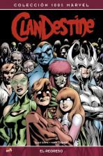 100% Marvel. Clandestine: El Regreso