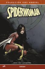 100% Marvel. Spiderwoman: Origen