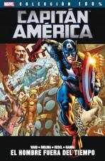 100% Marvel. Capitán América: El hombre fuera del tiempo