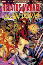 100% Marvel. Relatos Marvel de Alan Davis