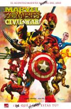 100% Marvel. Marvel Zombies - Civil War