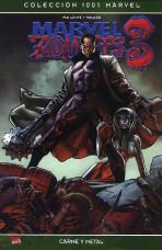 100% Marvel. Marvel Zombies 3 - Carne y metal