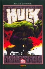 Best of Marvel Essentials. Hulk - El Retorno del Monstruo
